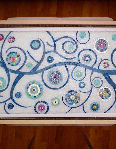 Silvija Sunara - Breathless, mozaik