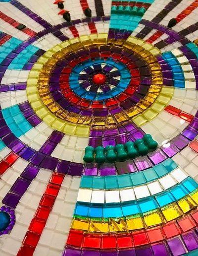 Detalj mozaika